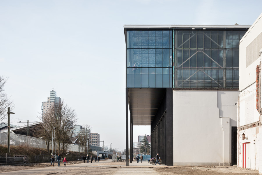 LocHal Library by Civic Architects   Museums