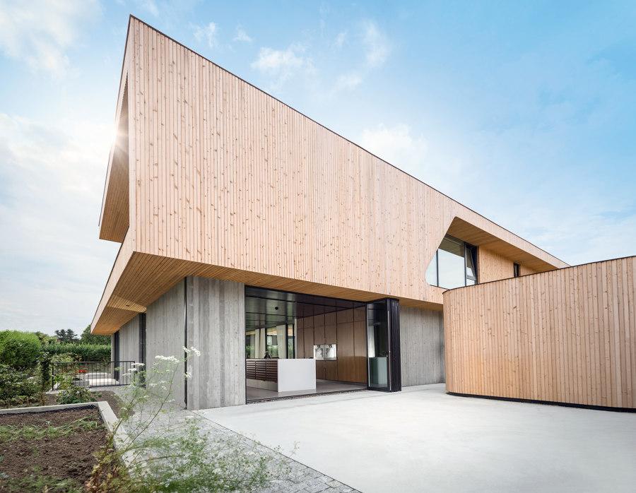 Villa Viggo von SCHÜCO | Herstellerreferenzen
