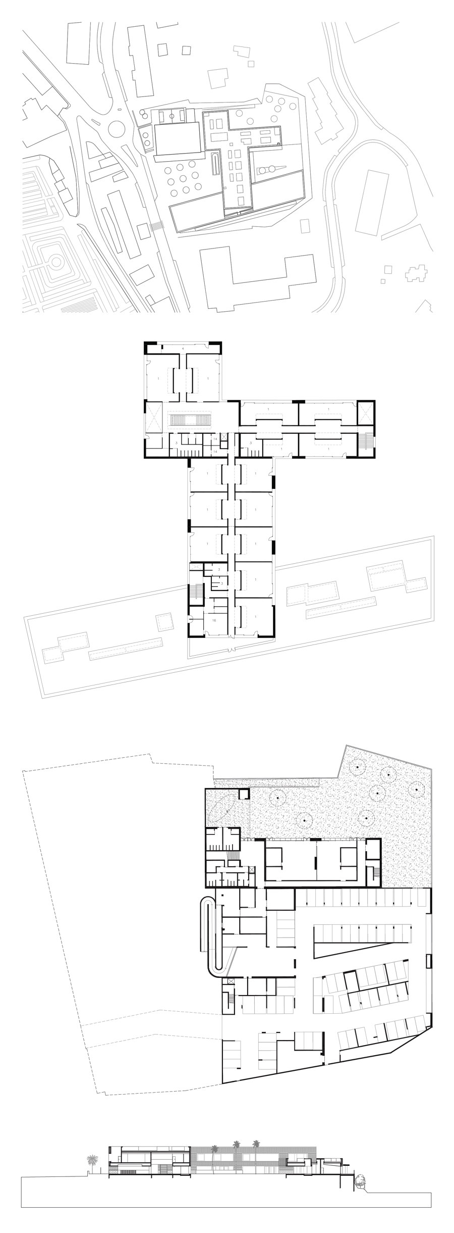 Ecole Communale Jacqueline de Romilly by Atelier Stéphanie Fernandez | Schools