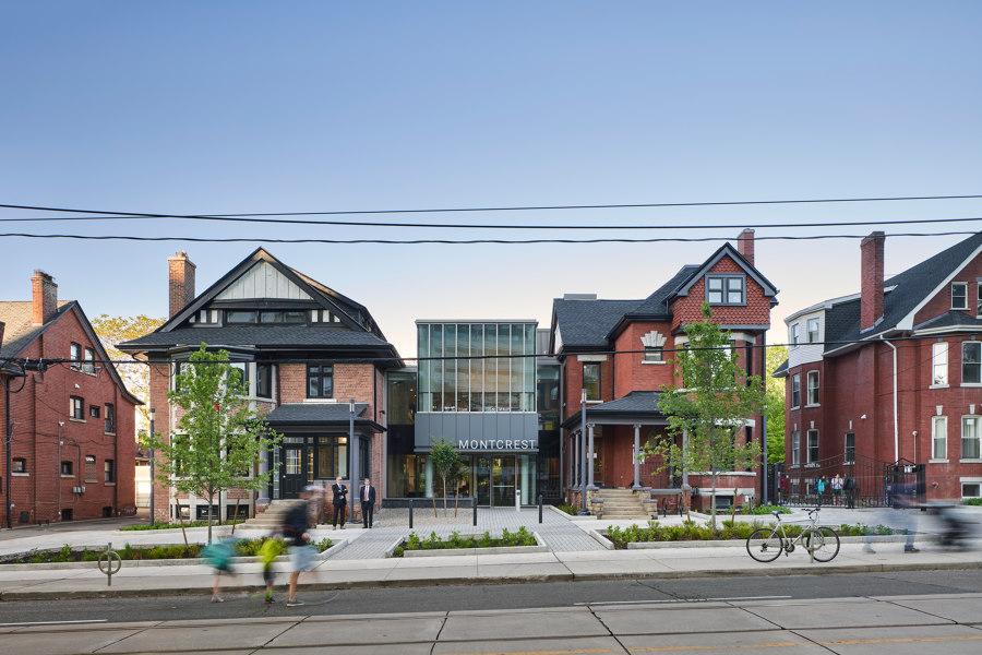Montcrest School Redevelopment by Montgomery Sisam Architects | Schools