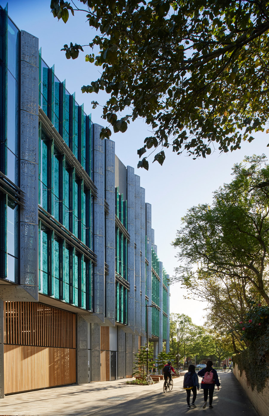 University of Melbourne Life Sciences Precinct by HASSELL | Universities