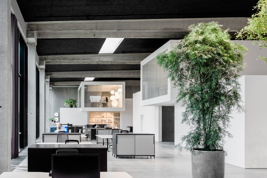 Ambiente headquarters in Skanderborg by Ambiente A/S | Office facilities