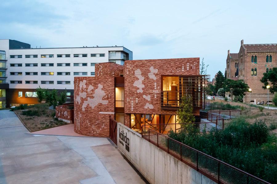 Kálida Sant Pau Centre by Miralles Tagliabue   Hospitals