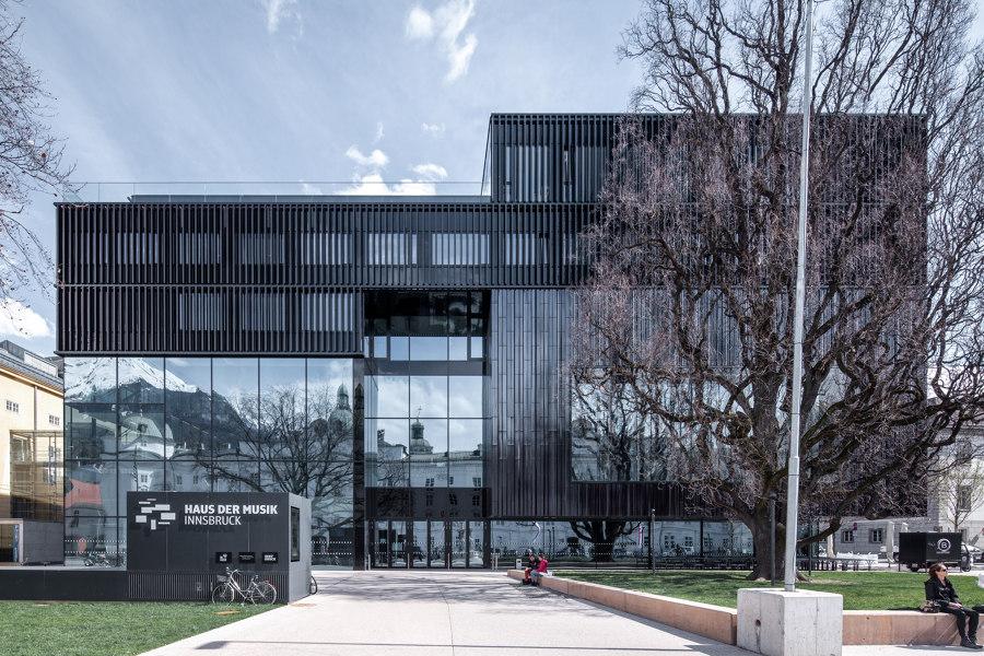 Haus der Musik by Lindner Group | Manufacturer references