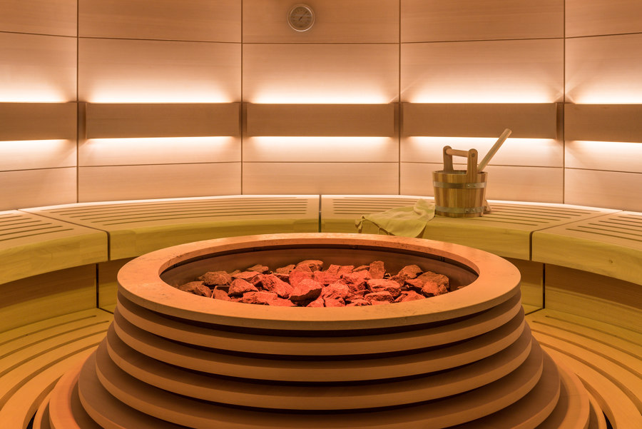Euphoria Retreat by Klafs my Sauna and Spa | Manufacturer references