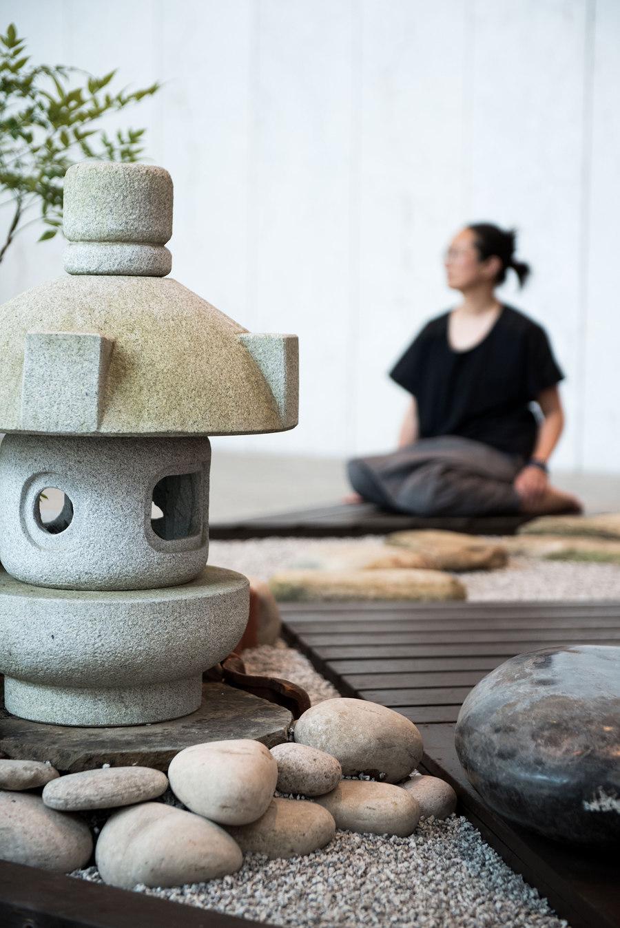 The Shard Wellness Garden von EMULSION | Installationen