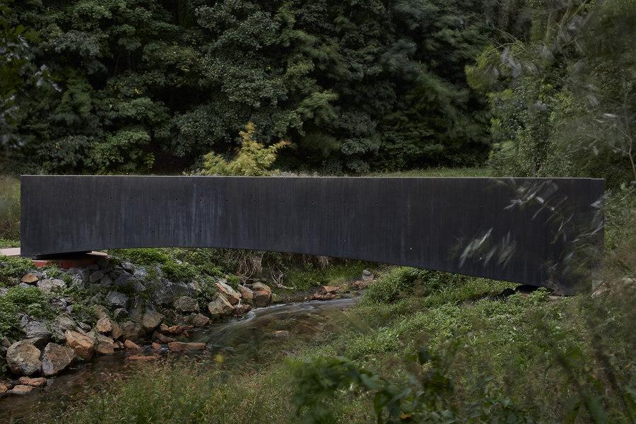 Footbridge over Dřetovický potok von Ondřej Císler & Petr Tej | Brücken