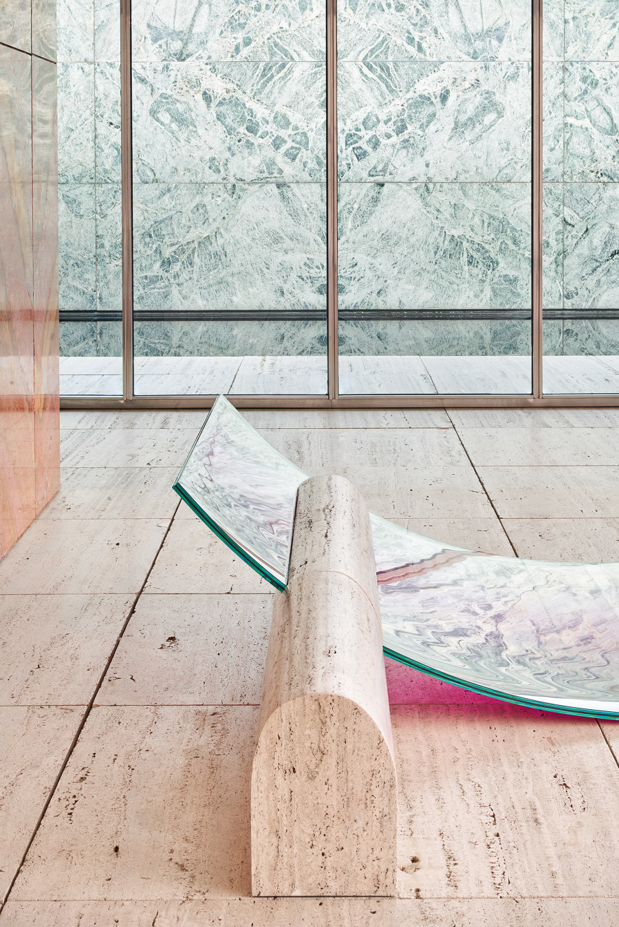 No Fear of Glass von Sabine Marcelis | Installationen