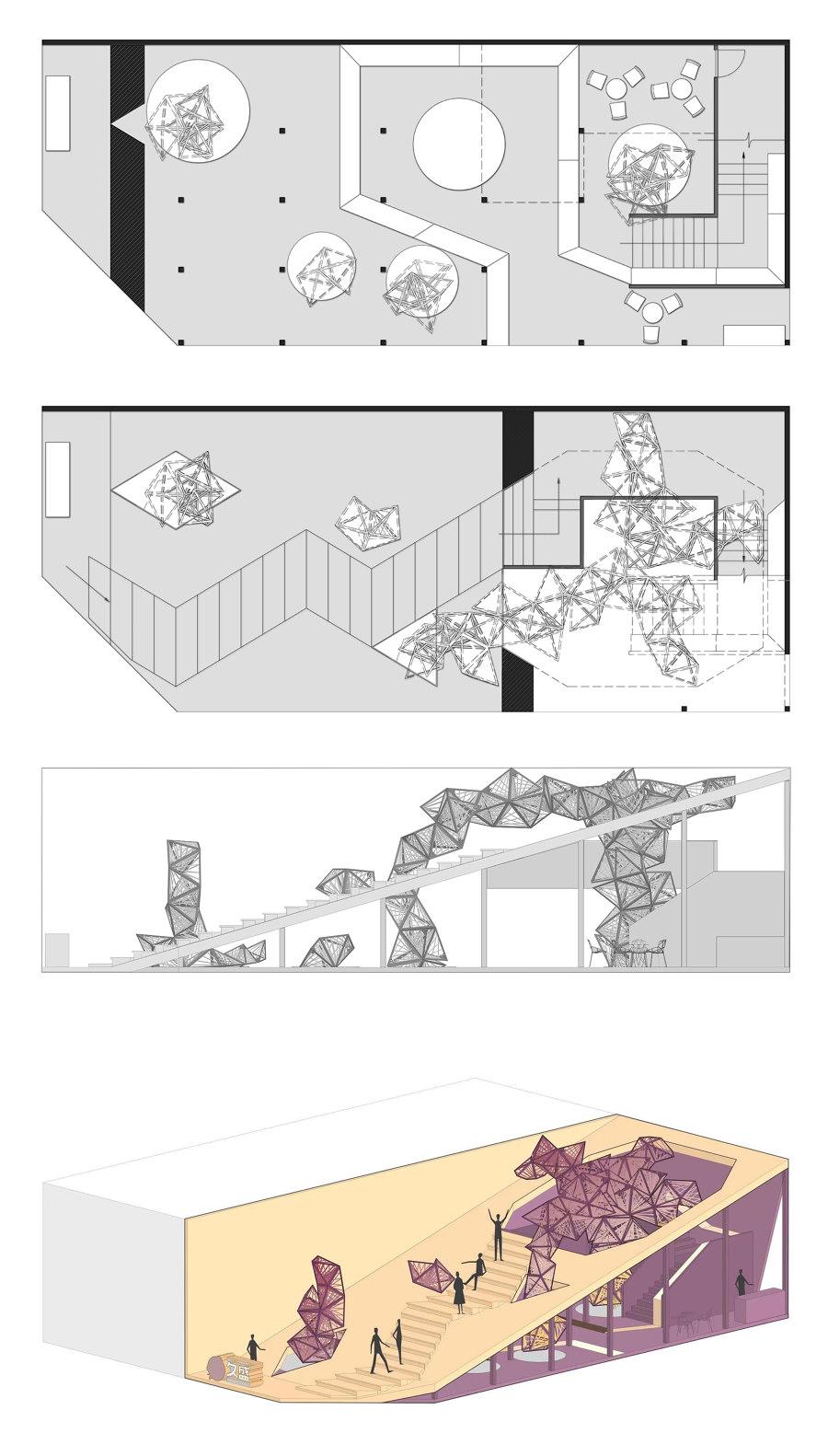 Folding garden von TOWOdesign | Messestände