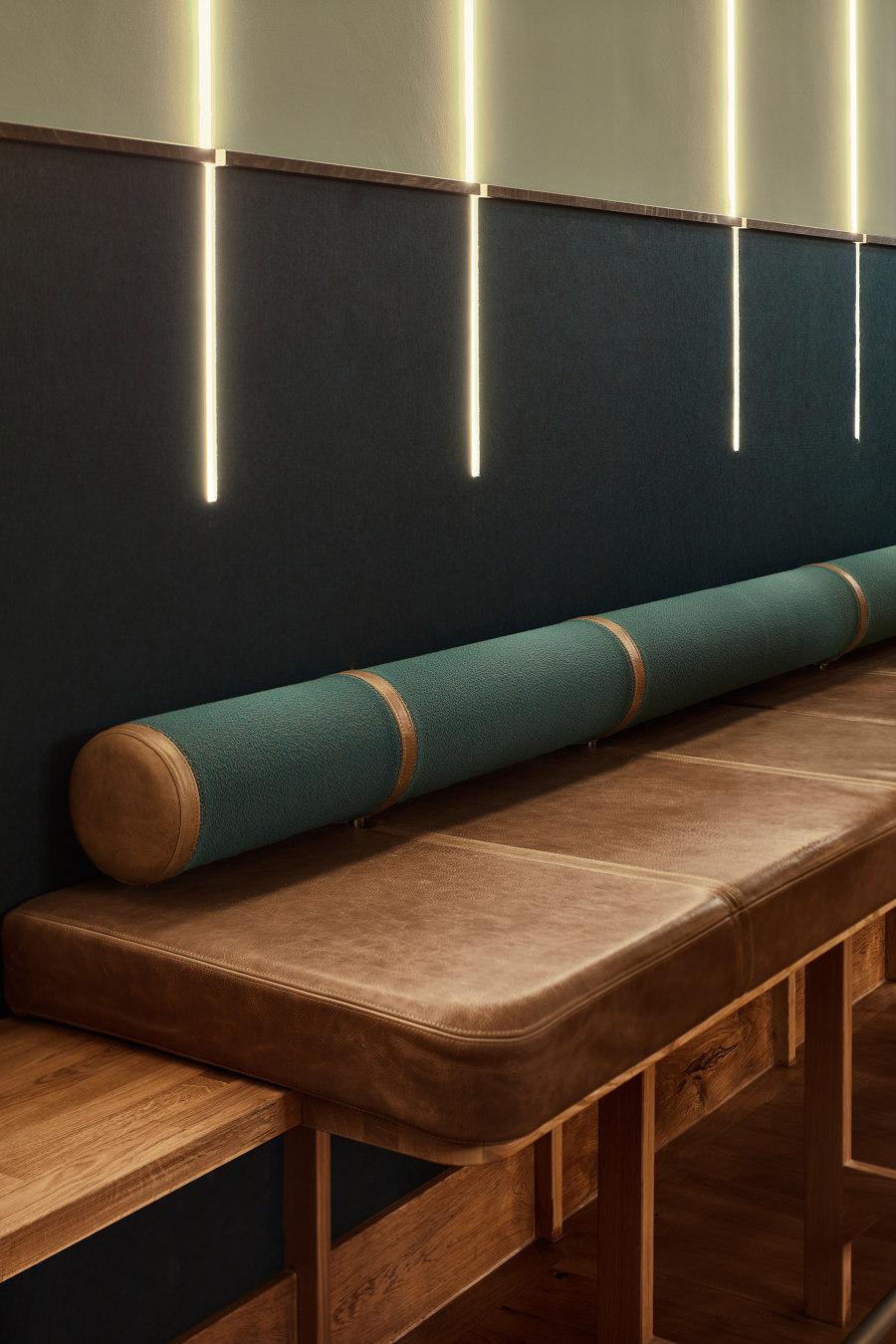 Karavaan by Studio Modijefsky | Café interiors