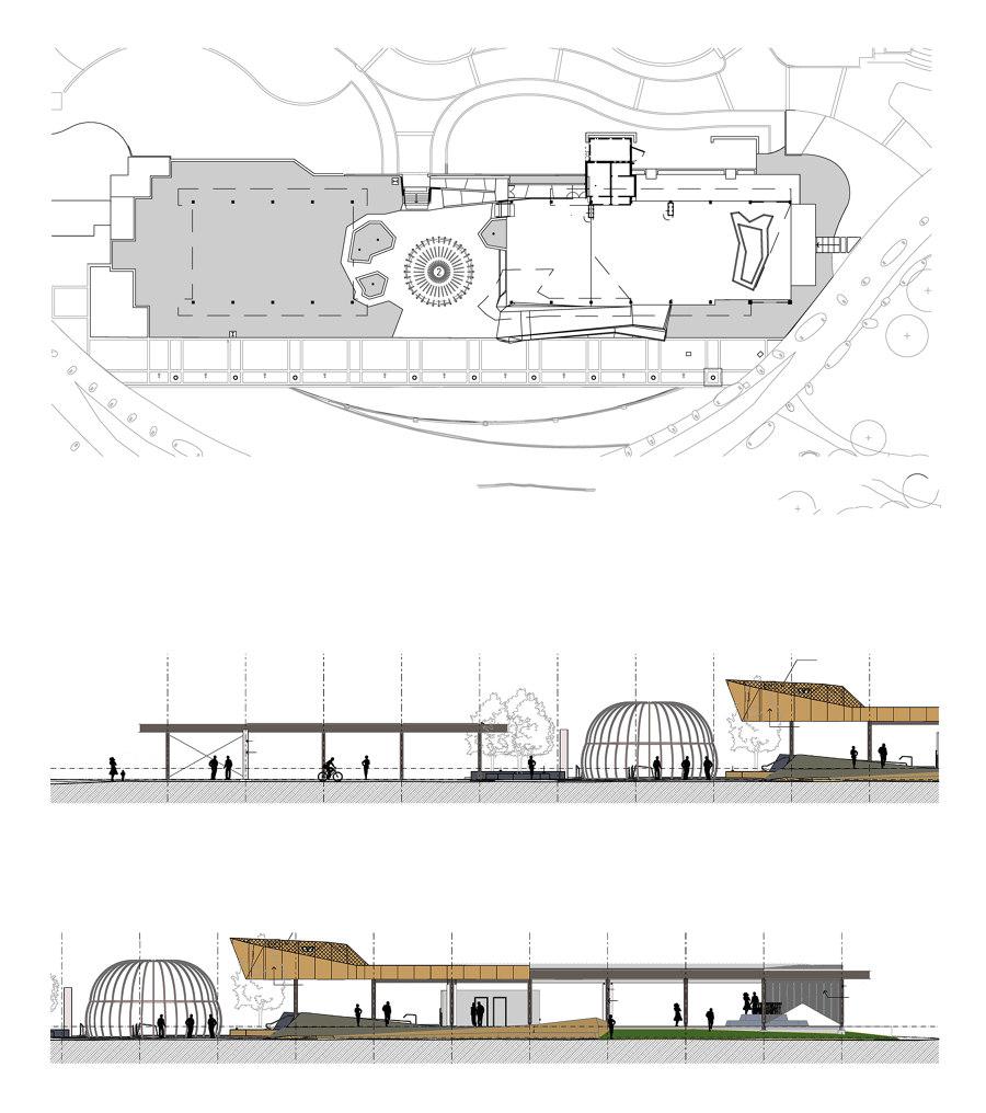 Flowstate von Stukel Architecture | Installationen
