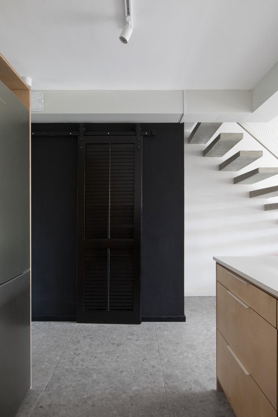 Hofain St by Dafna Gravinsky | Living space