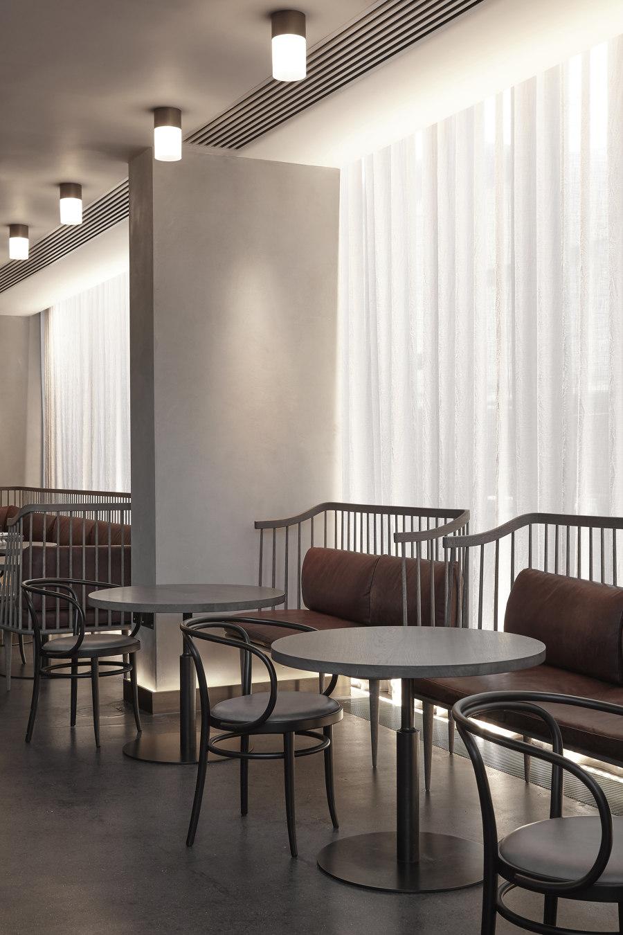 The Stratford by Space Copenhagen | Hotel interiors