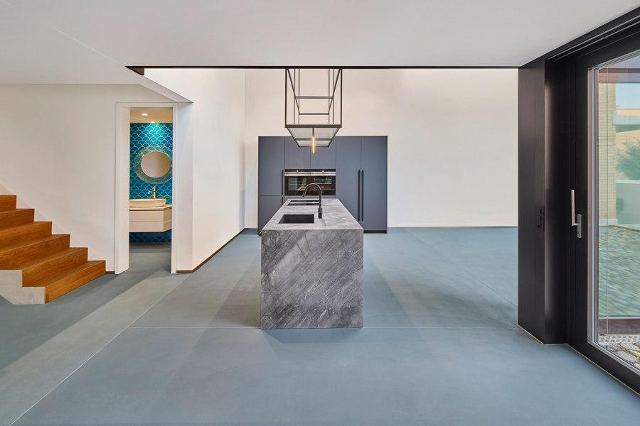 Eight Lofthouses Walzmühle by KEPENEK | Apartment blocks