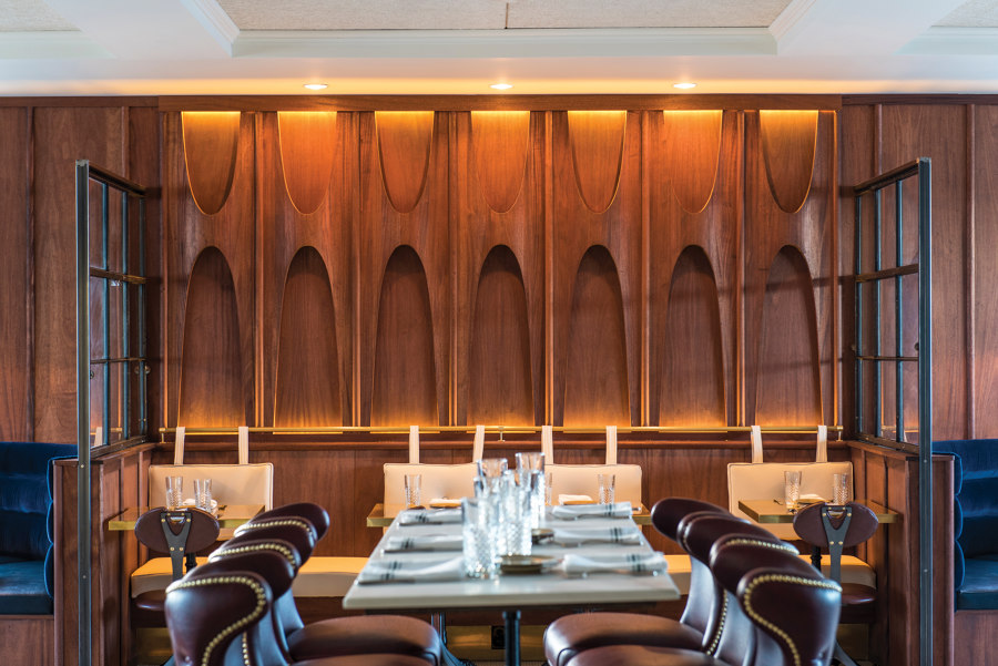 Eberly by Clayton & Little | Restaurant interiors