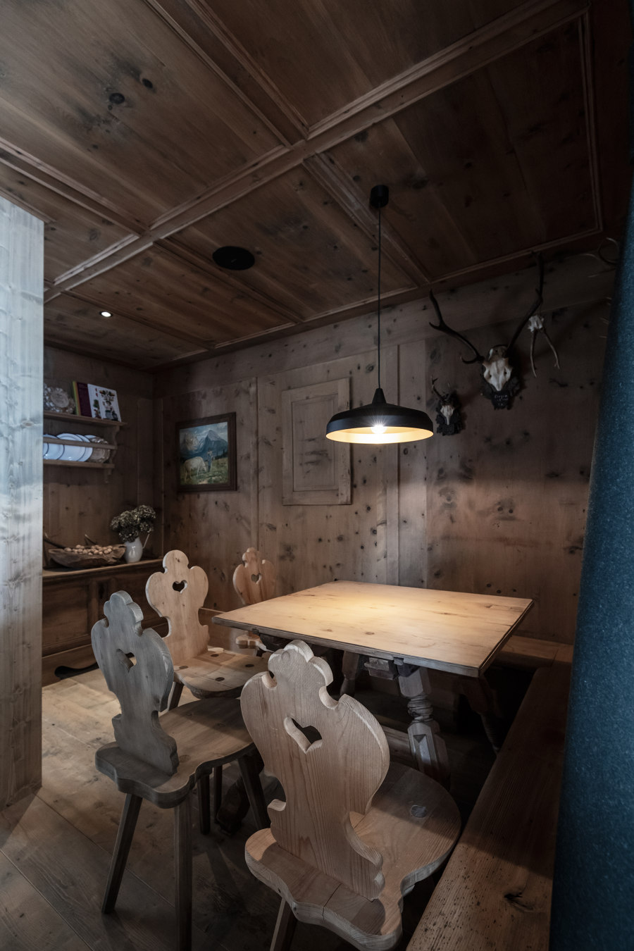 Südtirol Home by noa* network of architecture | Café interiors