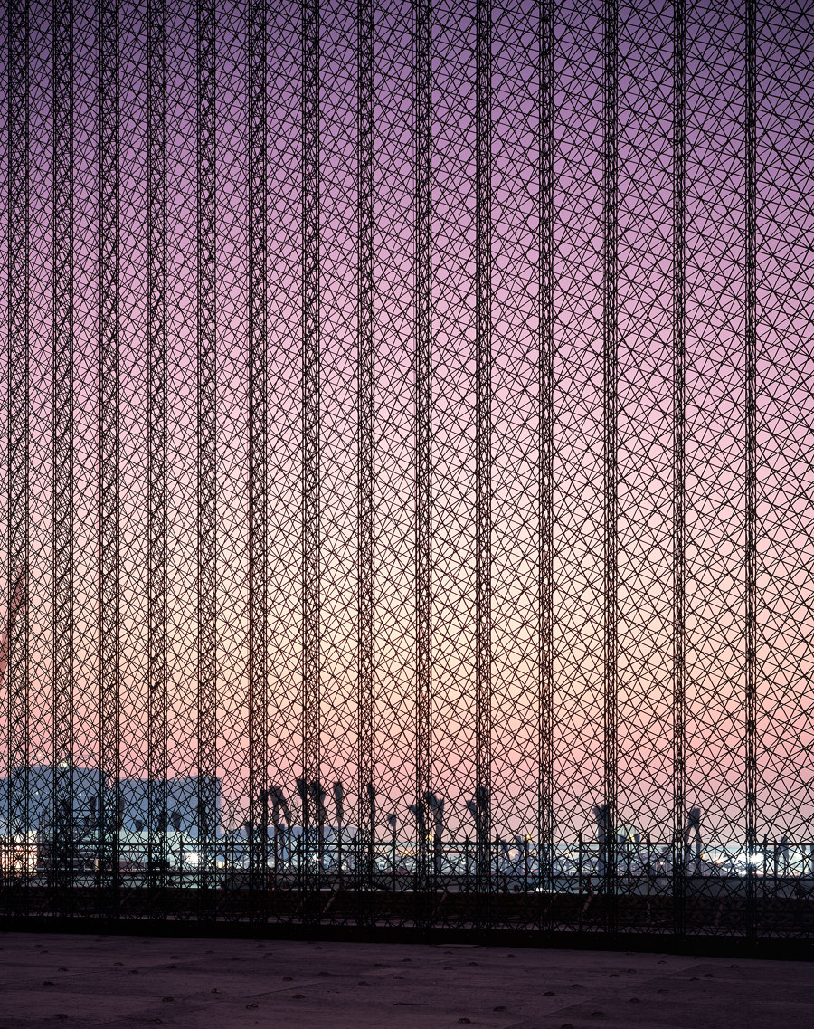 Expo 2020 Entry Portals by Asif Khan | Installations