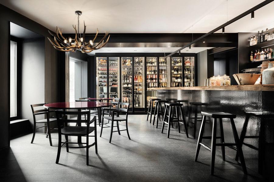75 Café & Lounge by Lissoni & Partners | Café interiors