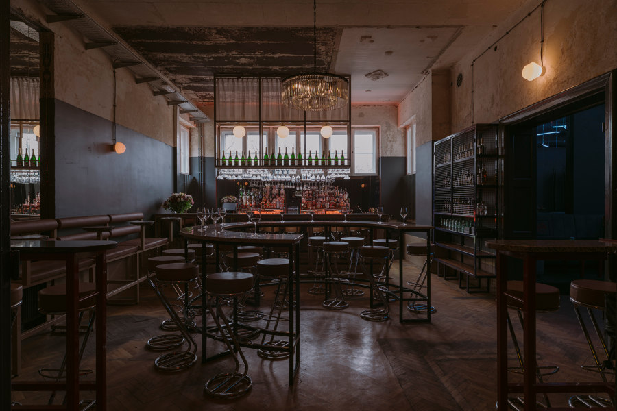 Próżność Klub by wiercinski-studio | Bar interiors