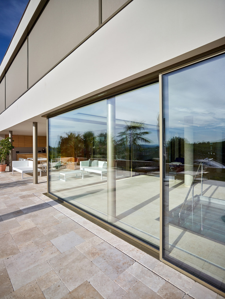 Einfamilienhaus Schwarzwald von Solarlux   Herstellerreferenzen