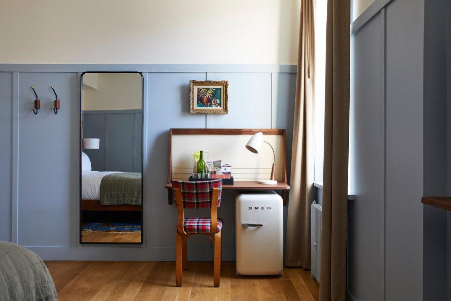 Hudson Valley Hotel by Studio Robert McKinley | Hotel interiors
