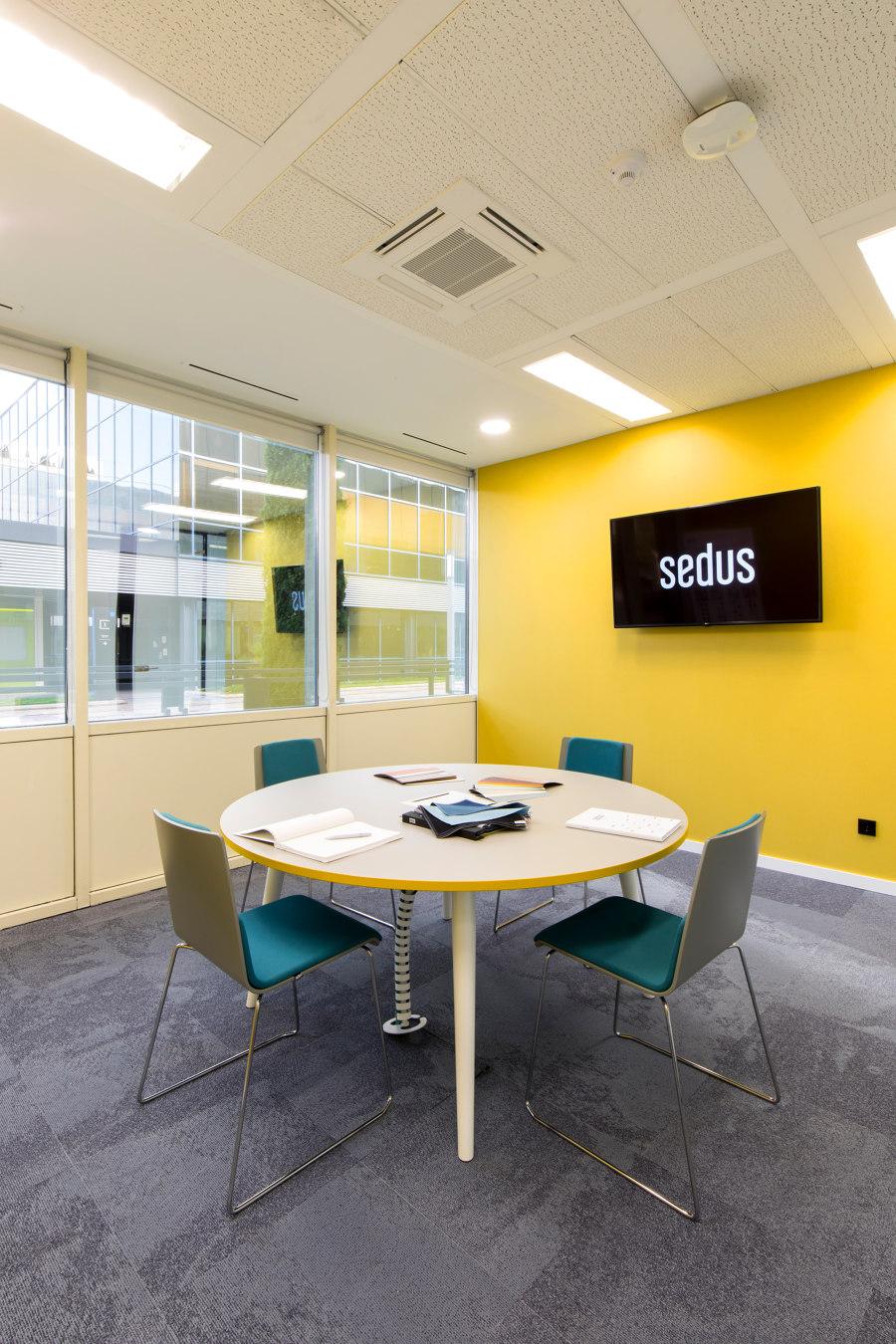 Colors Coworking Area von Sedus Stoll   Herstellerreferenzen