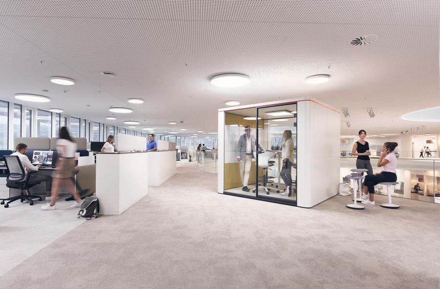 Sedus Smart Office von Sedus Stoll   Herstellerreferenzen