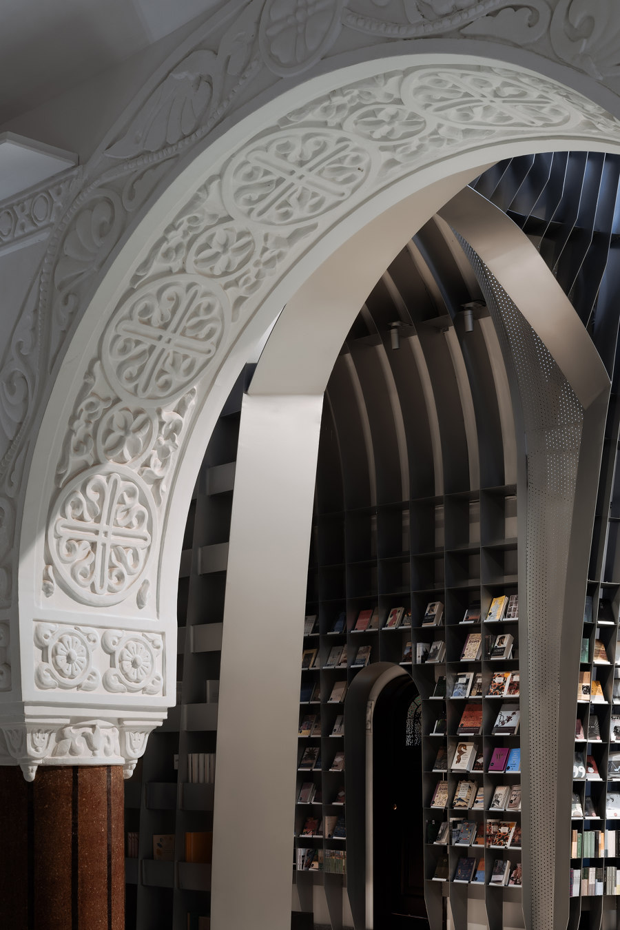 Sinan Books Poetry Store by Wutopia Lab |
