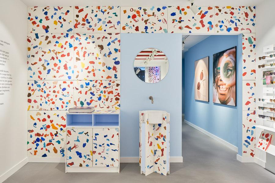 Ace & Tate, Antwerp von Plasticiet | Shop-Interieurs