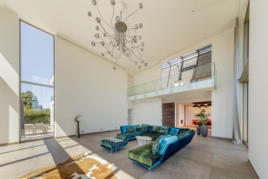 Repräsentatives Architektenhaus, Nähe Hamburg von Brüchert+Kärner | Herstellerreferenzen