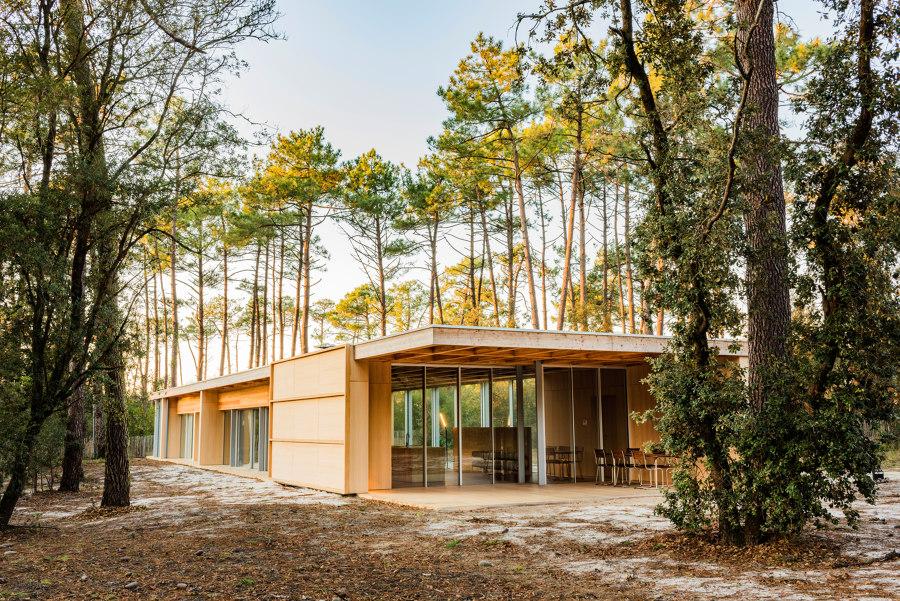 Wooden Villa at Soulac-sur-Mer de Nicolas Dahan | Maisons particulières
