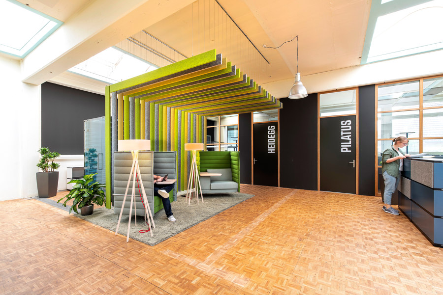 6280.CH Coworking Hub by Evolution Design | Office facilities