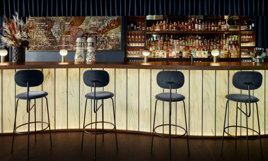 Bardem di Fyra   Bar - Interni
