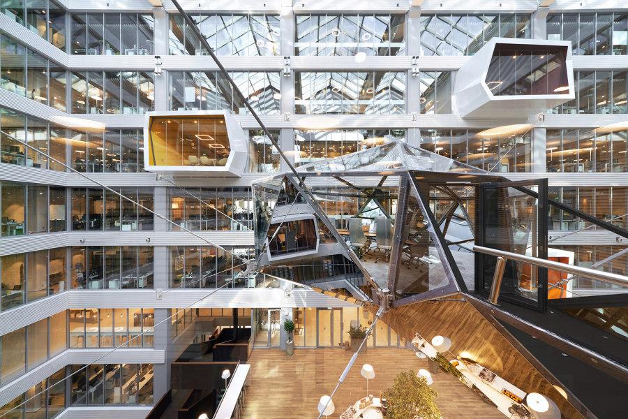 Sberbank Headquarters by Evolution Design | Office buildings