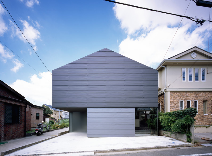Leaf by APOLLO Architects & Associates | Detached houses