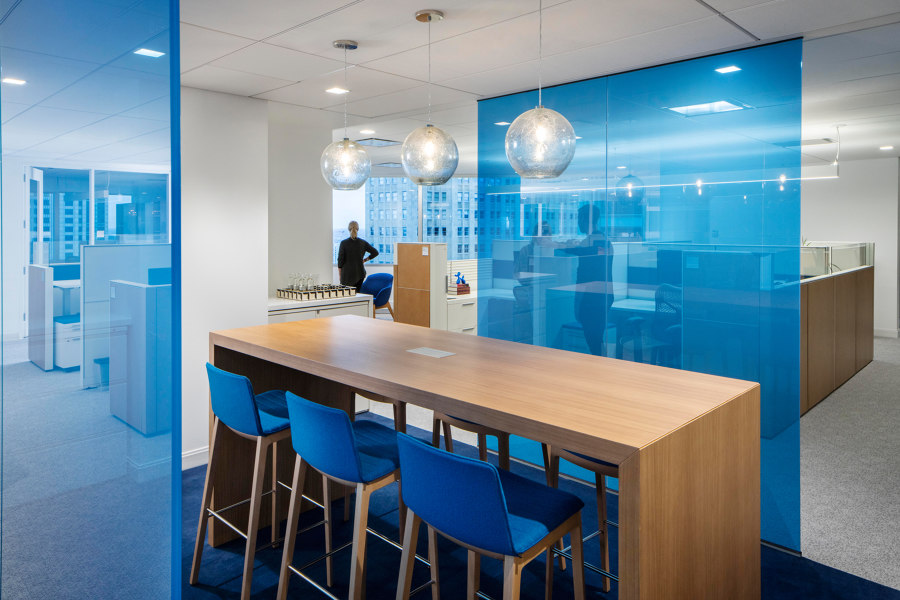 Charles River Associates Chicago by Elkus Manfredi Architects | Office facilities