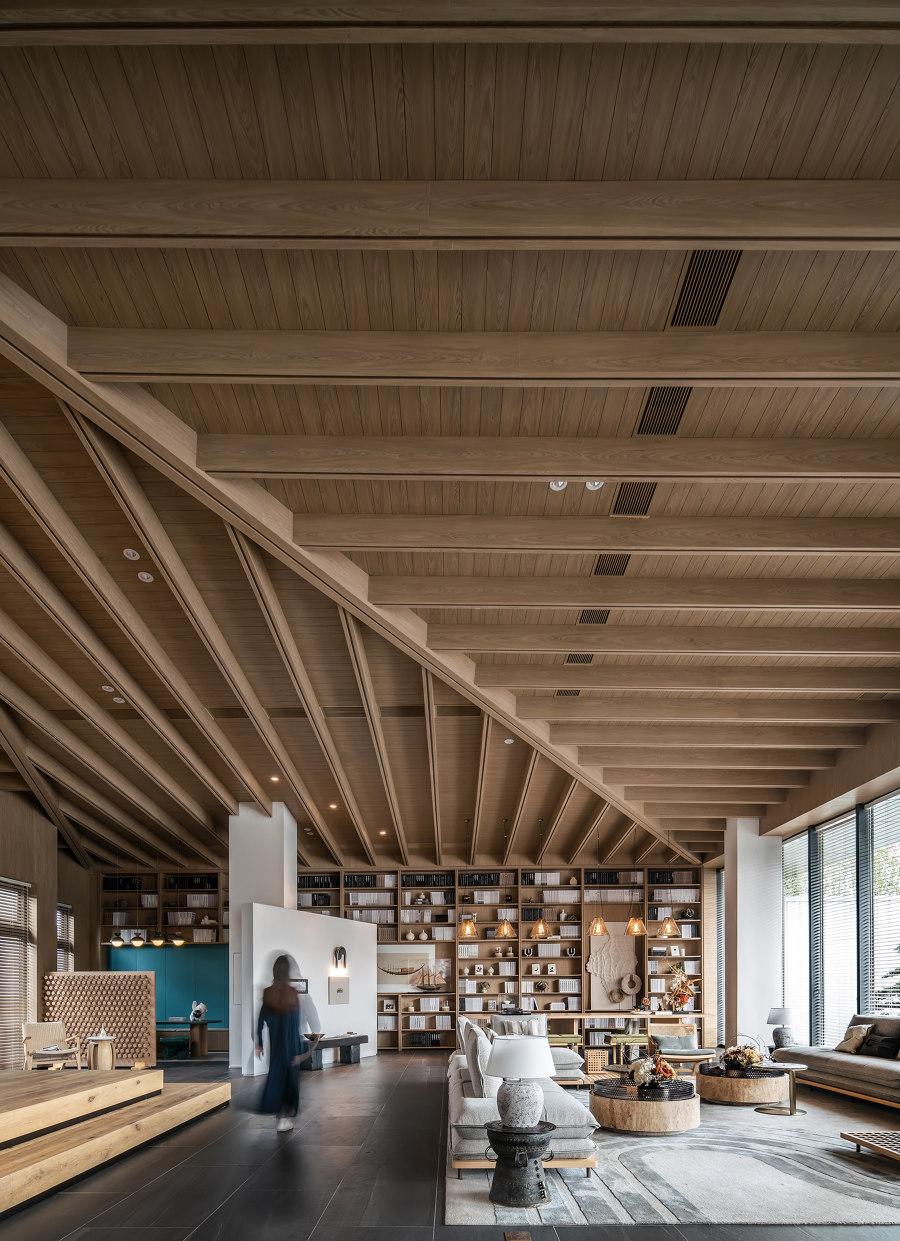 Zoina Auspicious Omen Sales Center by Das Design Co., Ltd | Office facilities