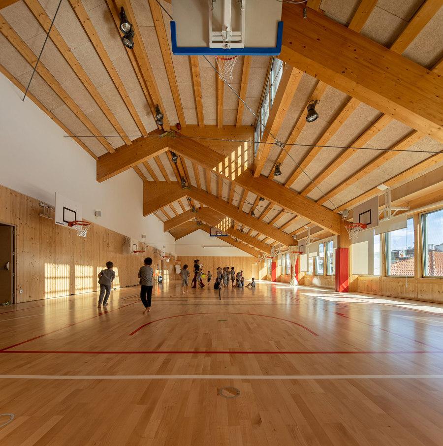 Redbridge School by ARX Portugal Arquitectos   Schools