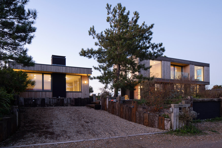 Druim by RX Architects | Detached houses