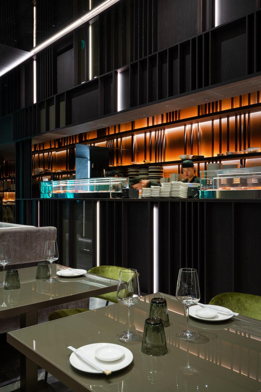 Moya by LAI STUDIO, Maurizio Lai | Restaurant interiors