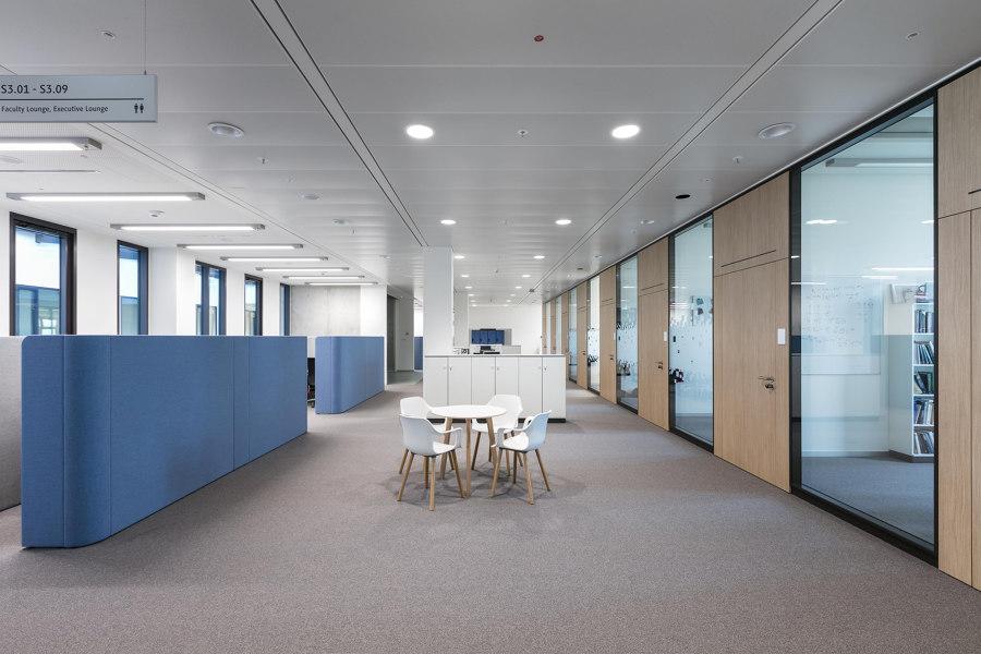 Frankfurt School of Finance & Management de Feco | Referencias de fabricantes