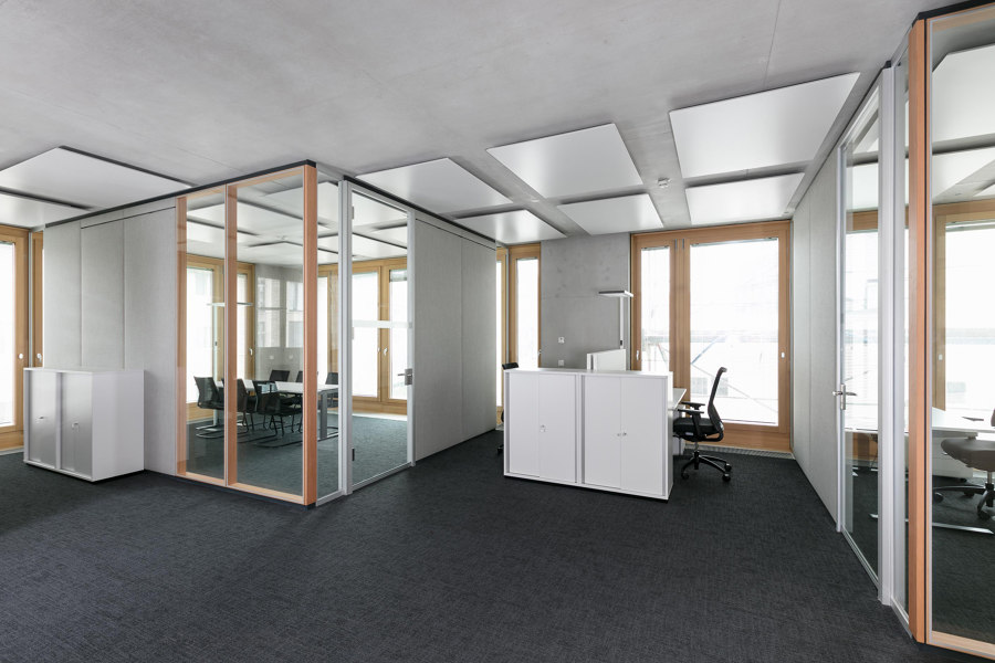 W&W Campus Wüstenrot & Württembergische AG de Feco | Referencias de fabricantes