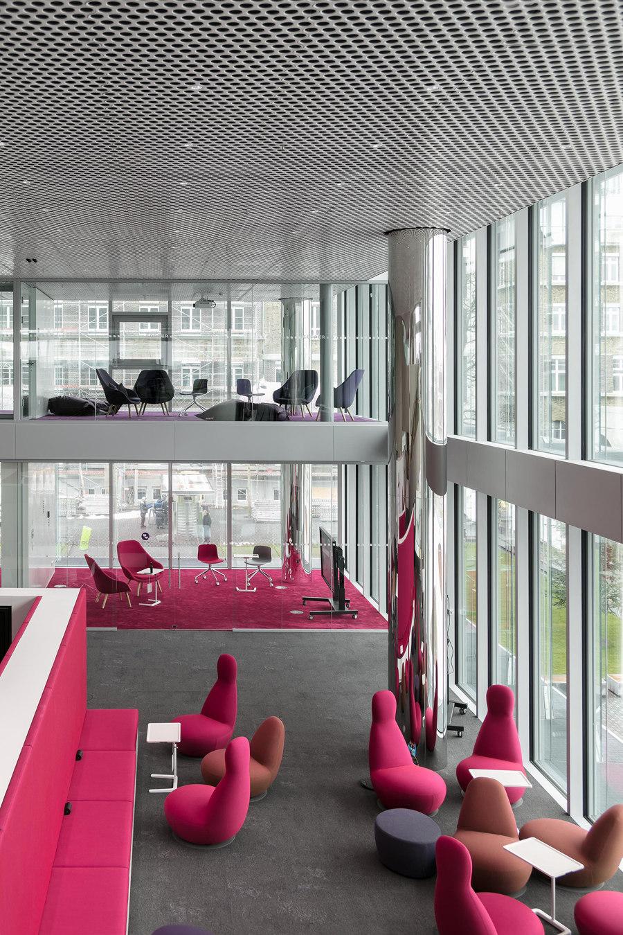 Merck Innovation Center de Feco | Referencias de fabricantes