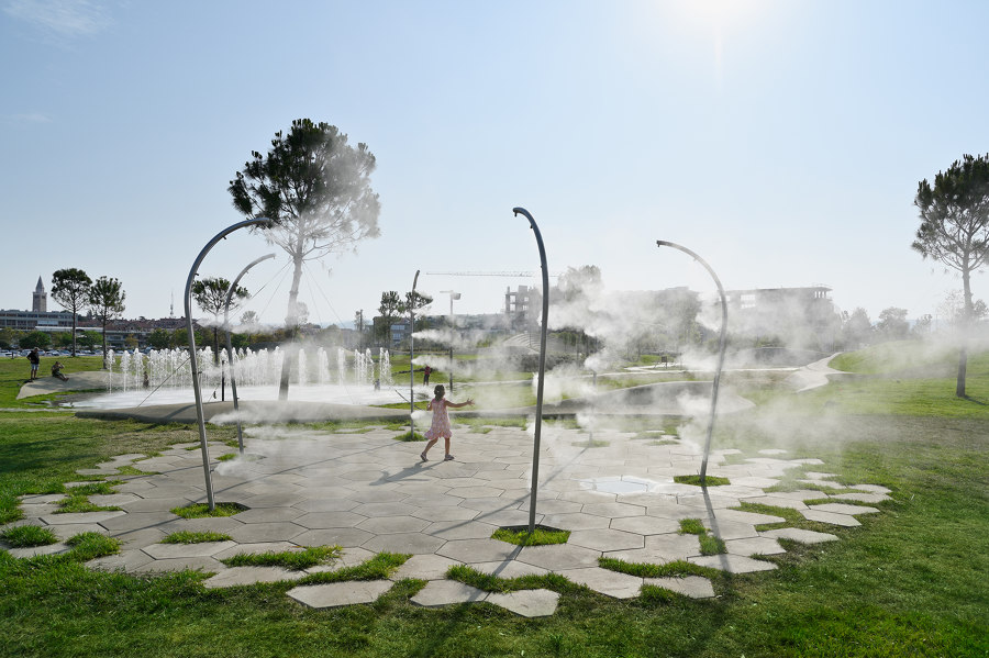 Koper Central Park by Enota | Parks