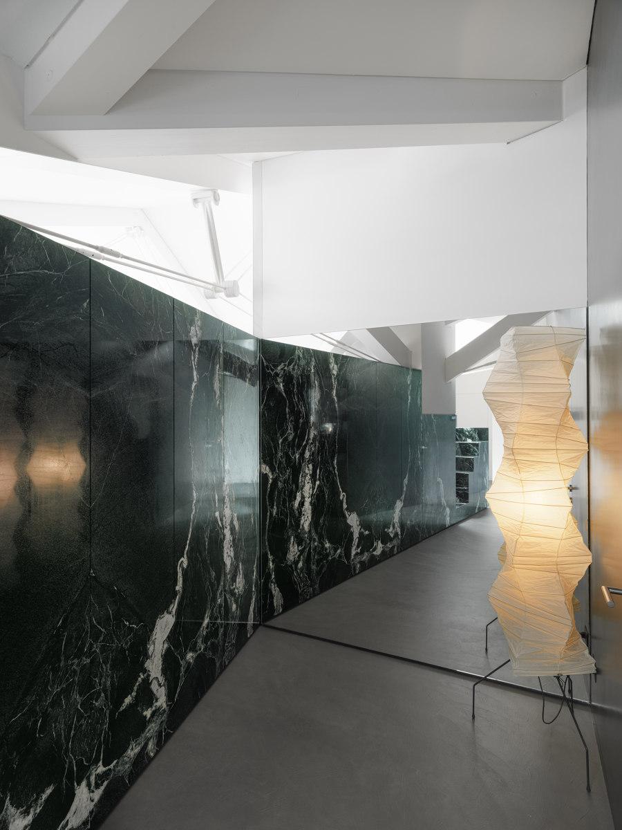 DLN Penthouse de GEZA Gri e Zucchi Architettura | Pièces d'habitation
