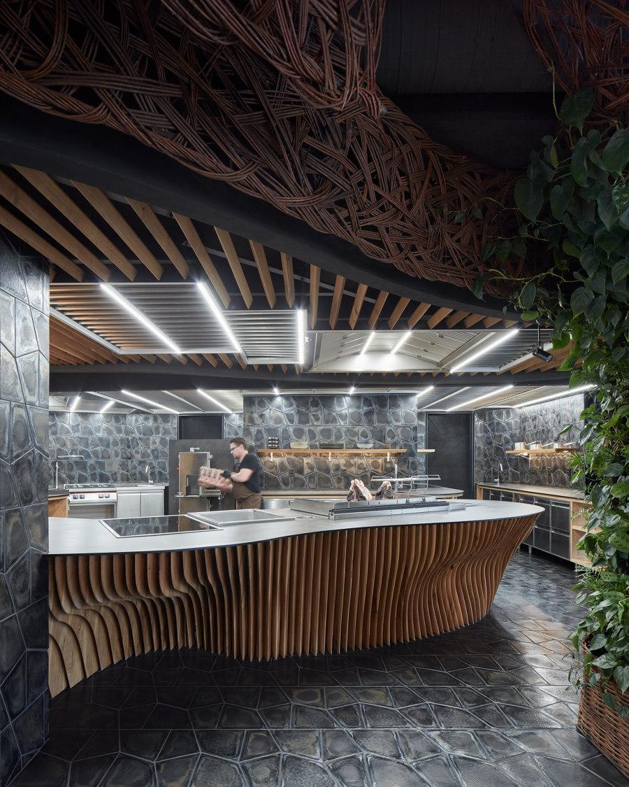 STK Restaurant di Komplits | Ristoranti - Interni