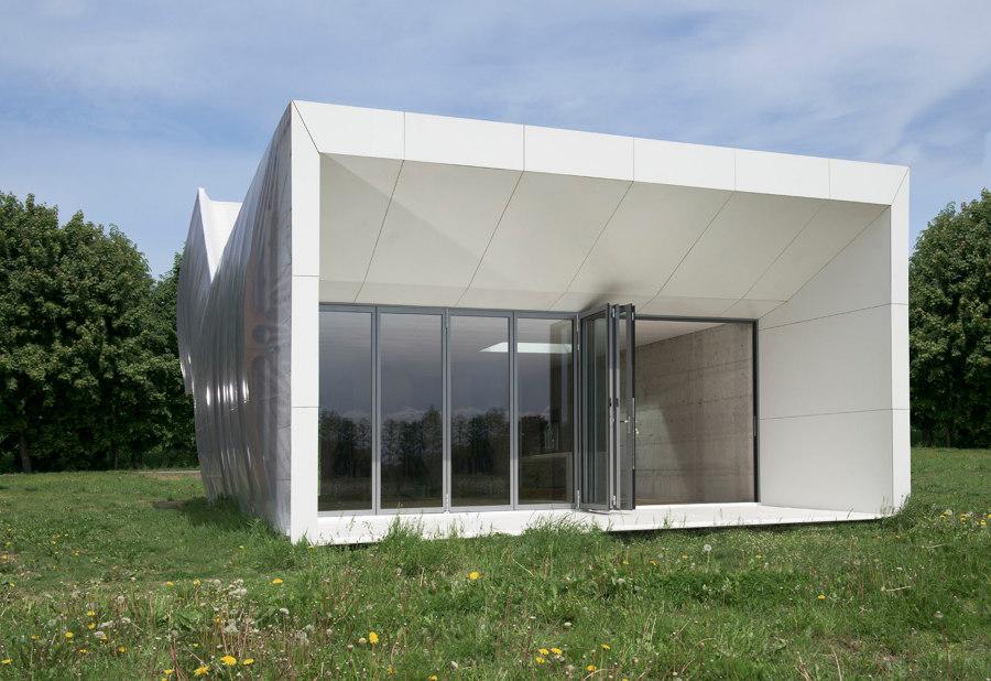 Wormhouse von Solarlux | Herstellerreferenzen
