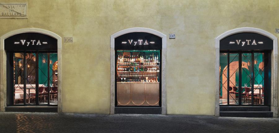 VyTA Farnese de Collidanielarchitetto | Cafeterías - Interiores
