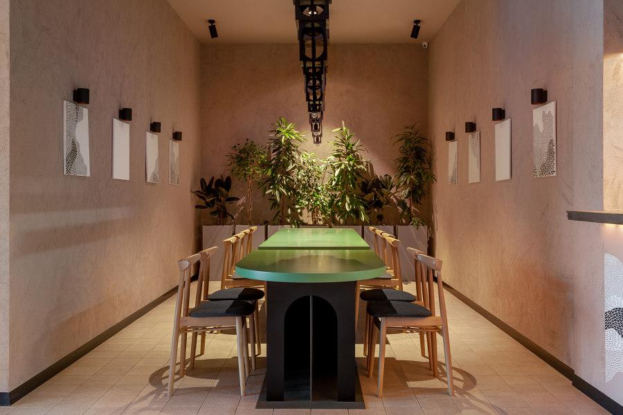 SHAVI bistro by Studio SHOO | Café interiors