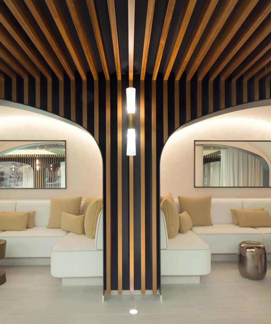 Hotel D'Aubusson 5* SPA di Marca Corona   Riferimenti di produttori